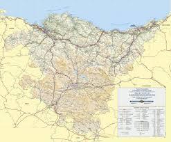 mapa del pais vasco ile ilgili görsel sonucu