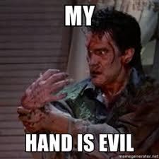 evil dead ash | Meme Generator via Relatably.com