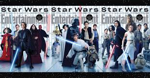 Inside Star Wars: The Rise of Skywalker: The stakes are all or ...