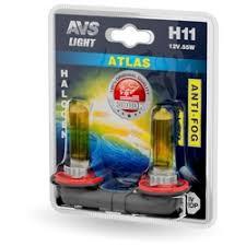 «<b>Лампа</b> автомобильная <b>Avs Atlas anti</b>- <b>fog</b> h11 12v 55w» — <b>Лампы</b> ...