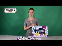 <b>Настольная игра</b> ZORBY, <b>Strateg</b> арт. 30307 - YouTube