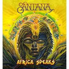<b>Santana</b> - <b>Africa Speaks</b> CD
