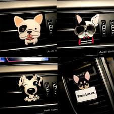 BH_ CO_ KF_ <b>Cartoon</b> Animal Dog <b>Car</b> Air Freshener <b>Aromatherapy</b> ...