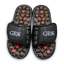 <b>Рефлекторные массажные тапочки</b> uFoot, <b>Gess</b> (размер L, <b>GESS</b> ...