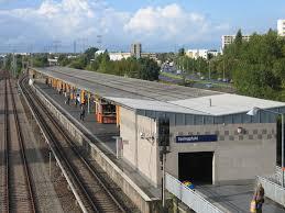 Gare de Berlin Springpfuhl