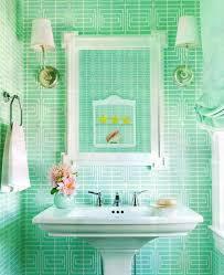 small bathroom color tiles