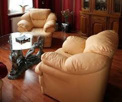 before you begin can you paint leather furniture