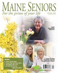 maine seniors magazine by maine green advantage maine seniors magazine 2015