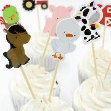 Multi-Colour <b>Cupcake</b> Picks Cake Toppers for sale | eBay