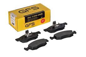<b>Комплект передних тормозных колодок</b> GFS GF709 для ...