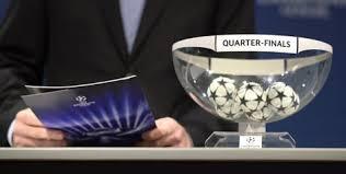Drawing Perempatfinal Liga Champions