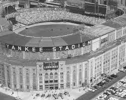 「1923, yankee stadium opened」の画像検索結果