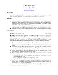 marketing skills resume resume format pdf marketing skills resume marketing resume skills marketing resume skills a good resume objective sample career goals