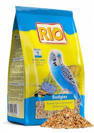 <b>Rio Budgies корм для</b> волнистых попугаев Основной рацион ...