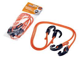Резинки-<b>стяжки</b> набор 2 шт. 80 см, D-8 мм (пластиковые крючки ...
