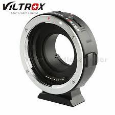 Переходное <b>кольцо Viltrox EF-M2 II</b> Automatic Focus 0.71x (Canon ...