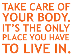 Inspirational Quotes About Your Body. QuotesGram
