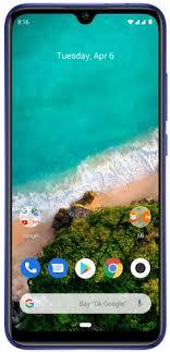 <b>Смартфон Xiaomi Mi A3</b> 4+64GB Not Just Blue - купить смартфон ...