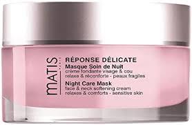 <b>Matis</b> Response Delicate by Paris Night <b>Care</b> Mask for Sensitive Skin