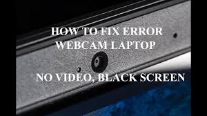 how to fix web <b>cam</b> laptop no video, black <b>screen</b> windows 10 ...