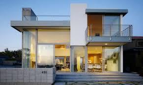 Harmonious Modern Concrete House Plans   House Plans   House Modern Concrete Iron Fence Designs Home