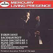 <b>Rachmaninoff</b>: Piano Concertos Nos. 2 & 3; Prelude, Op. 23 ...