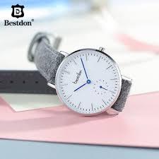 Bestdon Nordic Literary Style Brand Men's Watch Unisex Waterproof ...