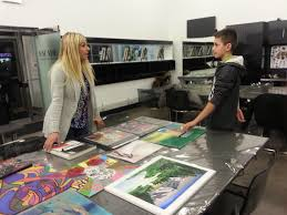 st e s regional art program portfolio interviews this week it has been a pleasure working our portfolio students and seeing them develop into young artists as they went through the portfolio process