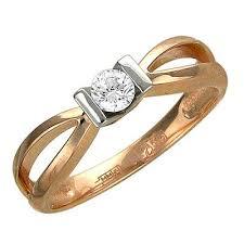 <b>Золотое Кольцо Ювелирное Изделие</b> 01K665534, Подарки ...