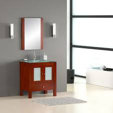 bathroom place vanity contemporary: quot modern bathroom vanity contemporary bathroom