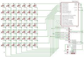 circuit diagram and source code » sixerdoodle electronicsmatrix medallion circuit