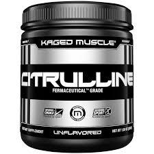 <b>Citrulline</b> - <b>UNFLAVORED</b> (<b>7.05</b> Ounces Powder) by Kaged Muscle ...