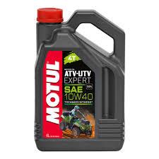 <b>Моторное масло MOTUL ATV-UTV</b> Expert 4T 10W-40 4 л — купить ...