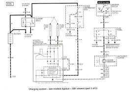 ford ranger wiring by color 1983 1991 click here for diagram page1