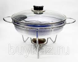 <b>Сковорода</b> садж, стеклянная крышка, <b>D 20 см</b>, цена 2570 руб ...