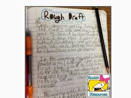 Rockin Resources  Writing Mini Lesson      Writing a Rough Draft     I hope this helps in your writing lessons  Next up  Writing Mini Lesson     is revising in a Narrative Essay