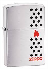 <b>Зажигалка Zippo</b> (200 Chimney) Chimney с покрытием Brushed ...