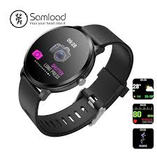 <b>V11 Smartwatch</b> Anti Air <b>IP67</b> dengan Fungsi Monitor Detak Jantung ...