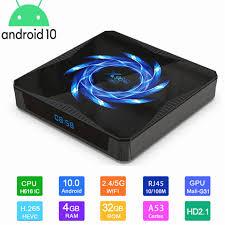 Newest <b>X96 X96q Max Android</b> 10.0 Tv Box 4GB 32/64GB Allwinner ...