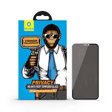 <b>BLUEO</b> iPhone 11 0.26mm <b>Full Cover</b> Anti-Peep Tempered Glass