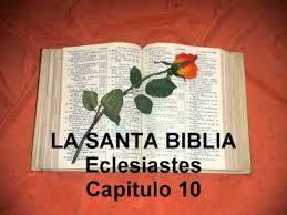 Resultado de imagem para imagens de eclesiastes 10