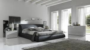beautiful black white glass wood mcool design modern bedroom amazing wall glass curtain black bed grey awesome black white wood modern design amazing