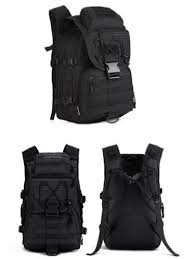 35L <b>Military Tactical Backpack</b>, 3P Waterproof <b>Army Assault</b> Molle ...