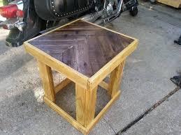 pallet wood patio