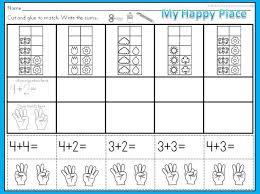 1000+ images about Matikka: hajotelmat on Pinterest | Number Bonds ...Spring Ten Frame Addition Activities. Common Core, worksheets, subitizing, kindergarten, cut