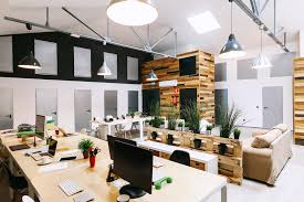 modern trendy coworking office amazing modern office design