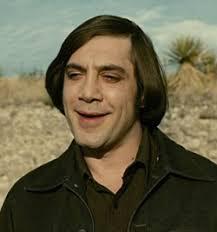 ... seria um páreo difícil, com certeza, mas certamente o ganhador seria Anton Chigurh, papel de Javier Bardem em Onde os Fracos Não Tem Vez. - javier-bardem