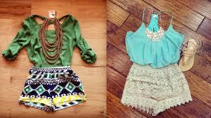 Resultado de imagen para outfits de verano