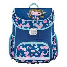 Ранец <b>Hama LOVELY GIRL синий</b>/голубой — купить в интернет ...