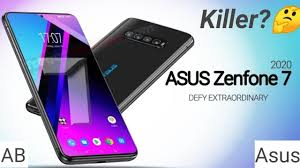 <b>Asus ZenFone 7</b> Specifications